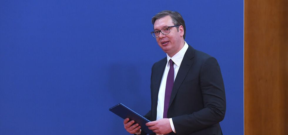 ALEKSANDAR VUČIĆ - ODLUKA CG POLITIČKA